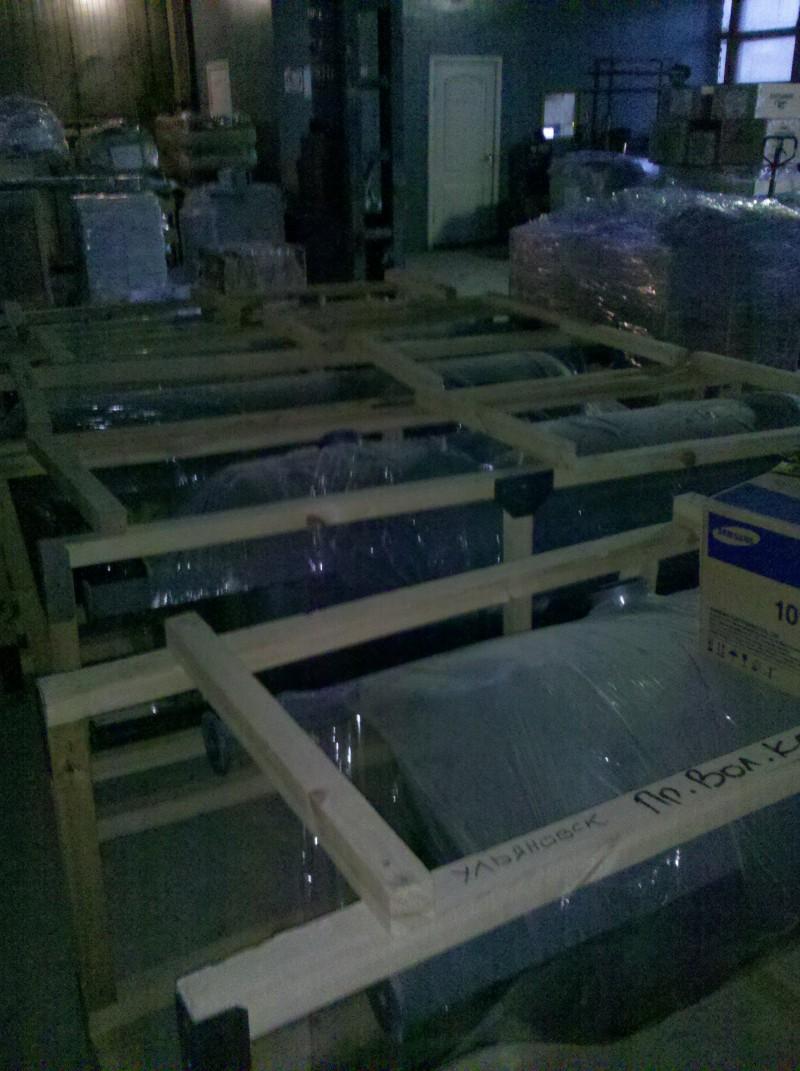 Поставка оборудования для подготовки воздуха - Ресиверы RV-900