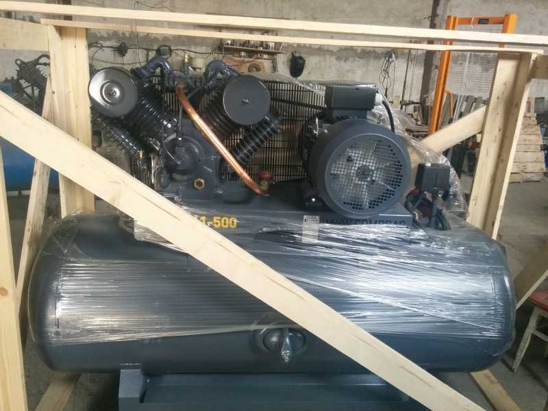 Поршневой компрессор RCI-11