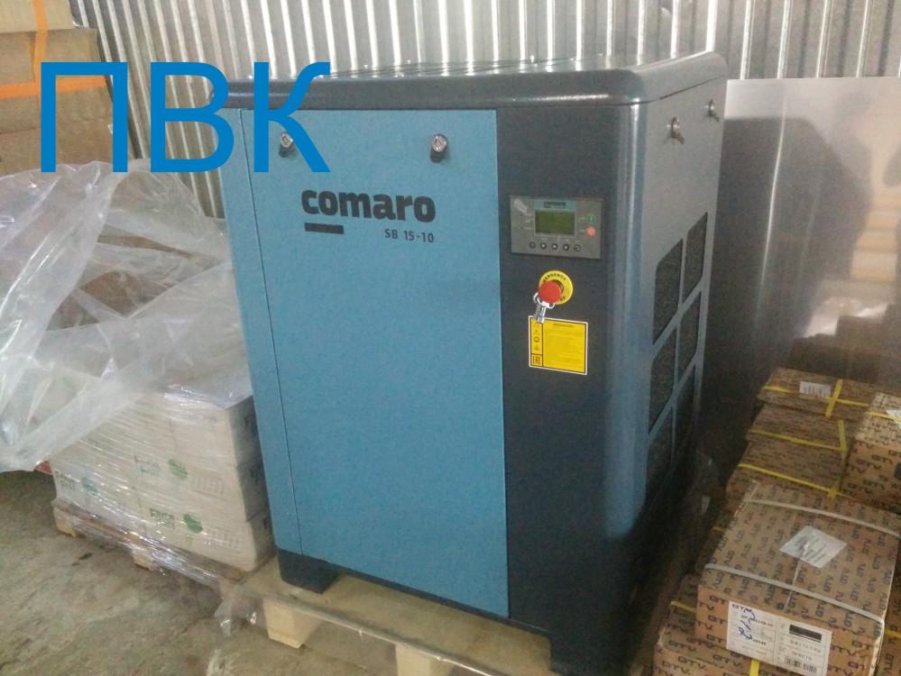 Винтовой компрессор Comaro SB-15-10