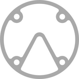 21154003 Прокладка блока клапанов (верхняя) LB50/75