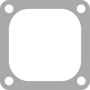 21153001 Прокладка цилиндр-картер LH20-3/LB30-2/40-2