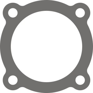 21151002 Прокладка блока клапанов (нижняя) LH20-2/LB30-2/40-2,