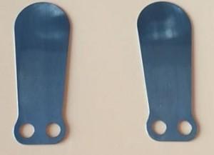 21125014 Пластина клапанная (малая) (компл 2 шт)