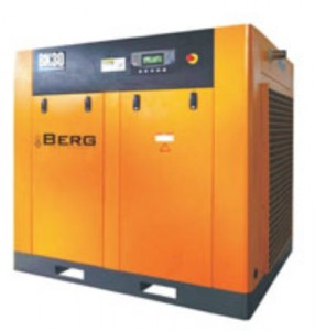 Винтовой компрессор Berg ВК-75